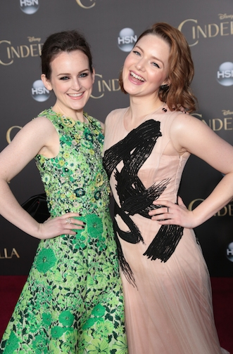 Holliday Grainger, Sophie McShera